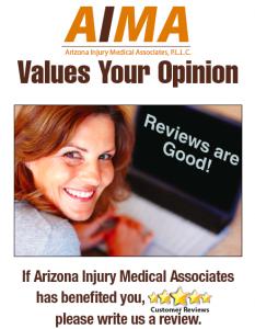Arizona Injury Medical Reviews