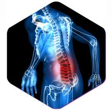 Back pain treatment work injury